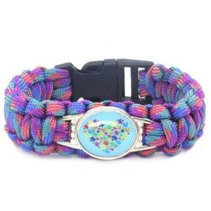 Jewelry - 🧩NWT Paracord Bracelet